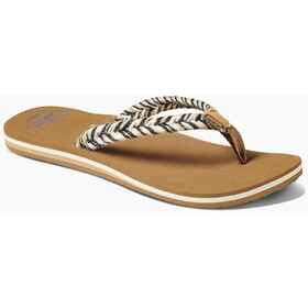Reef Cushion Break Sandals Women, marrón/negro